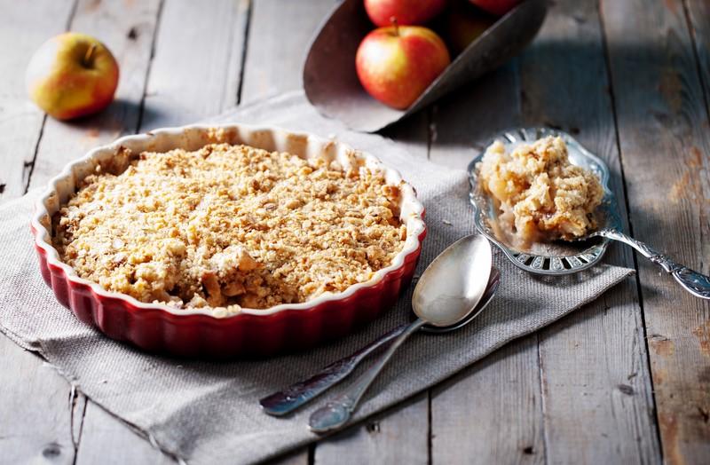 Осторожно! Этот яблочный десерт покорит твое сердце раз и навсегда