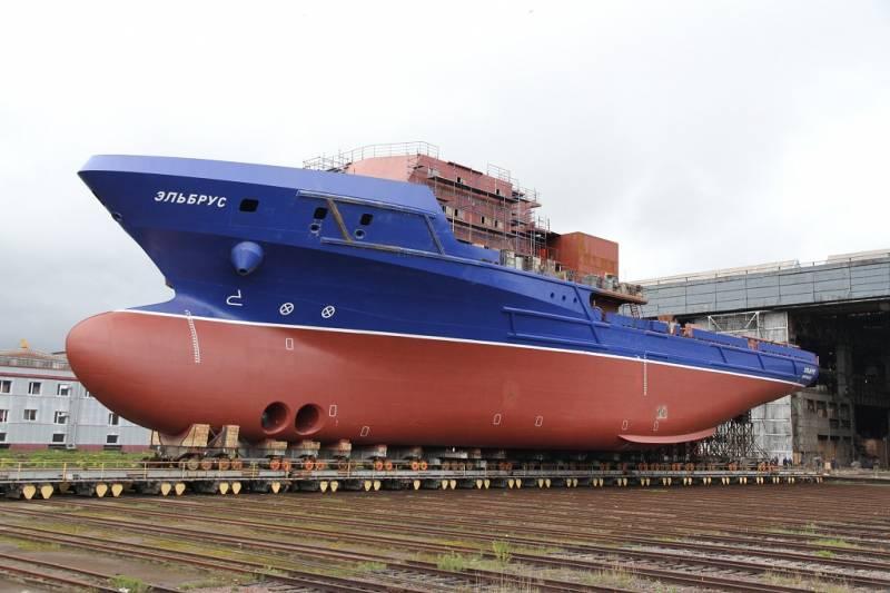 Новые корабли ВМФ — достойный трофей противника