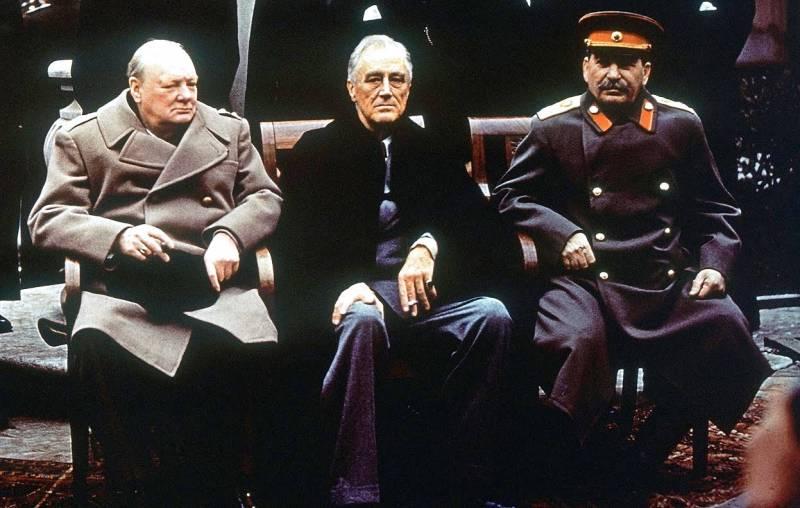 Как русский священник спас Сталина, Черчилля и Рузвельта
