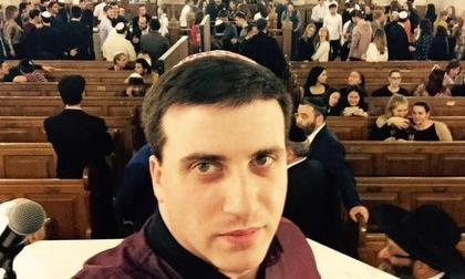 У лидера московского еврейск…