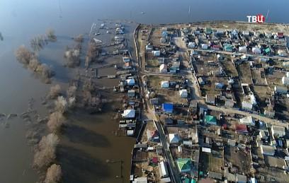 Уссурийск получит 20 миллионов рублей на защиту от наводнений