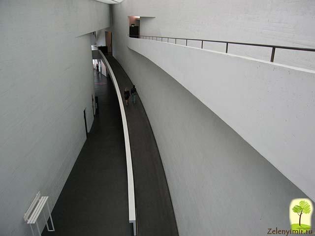 Музей современного искусства Киасма в Хельсинки, Финляндия - 11