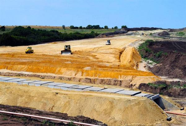 Проложено 120 км железной дороги в обход Украины
