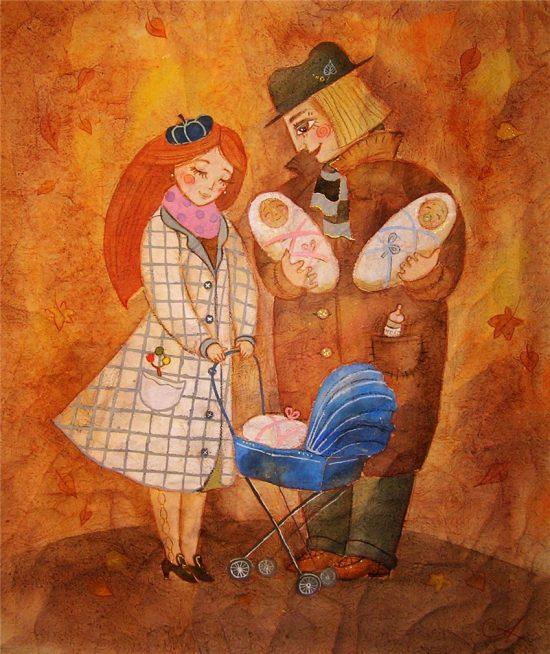 художник Анастасия Столбова картины – 19