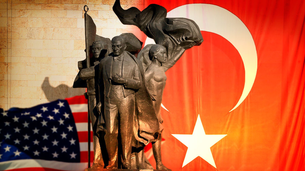"""Турция: Возможное будущее за """"красными линиями"""""""