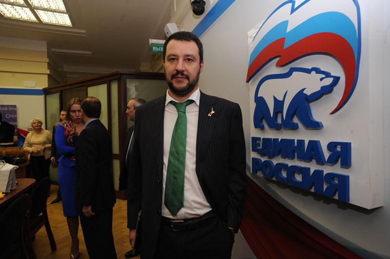 Сальвини будет бороться за пост главы Еврокомиссии