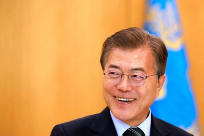 Президент Южной Кореи предложил КНДР создать совместную сборную к Олимпиаде-2018