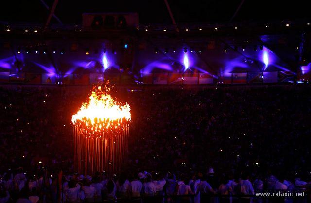Открытие Олимпиады-2012 в Лондоне (75 фото)