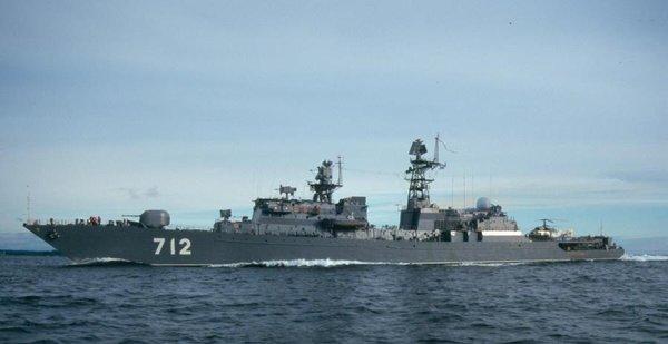 Боевые корабли РФ в борьбе с пиратами: «Неустрашимый» и «Маршал Шапошников» и др.