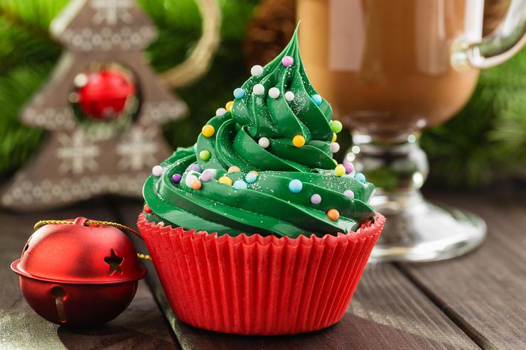 5 рецептов вкуснейших десертов на Новый год
