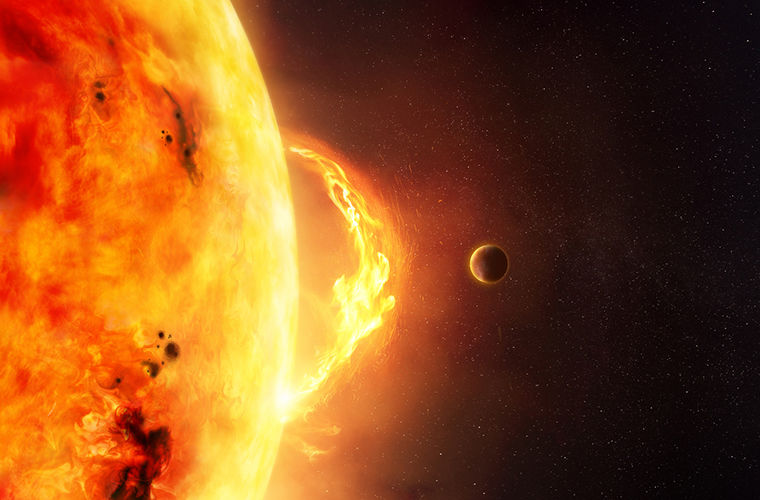 Земля: следующие 5 млрд лет