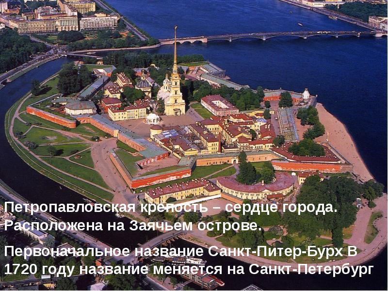 Подборка интересных фактов об основании Петербурга