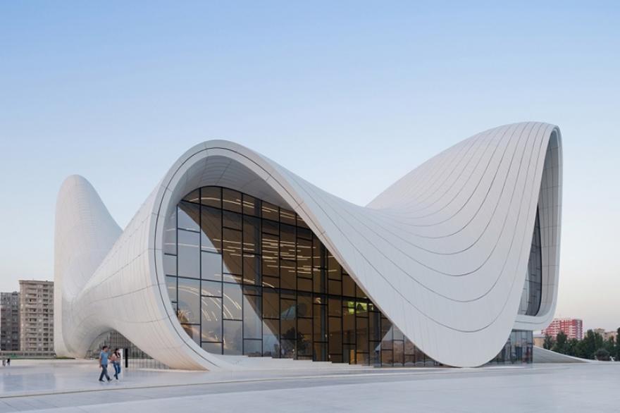 25 самых необычных архитектурных сооружений Захи Хадид