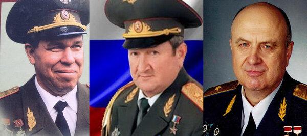 Кто и зачем уничтожает военную элиту России? Часть 1