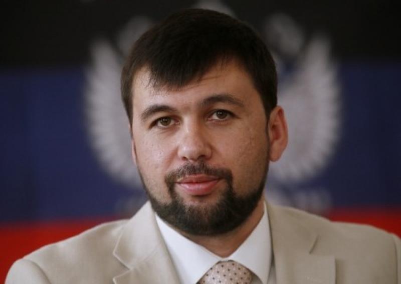 Денис Пушилин объявил о выдв…