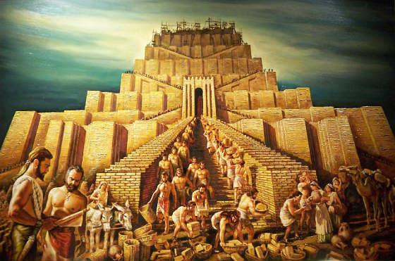 А все начиналось с богов. Ночь в Вавилоне