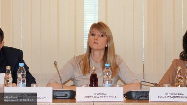 Журова предложила способ обеспечения справедливого доступа русских спортсменов на ОИ-2018