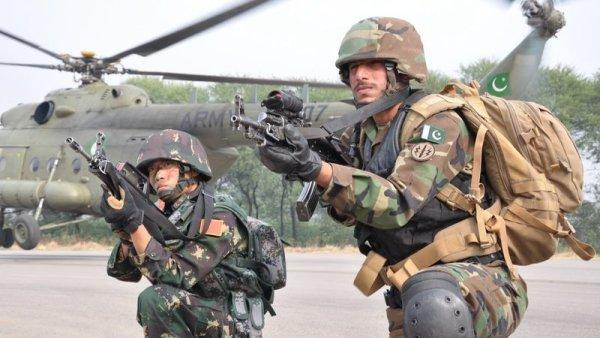 Пакистанские военные нарушил…