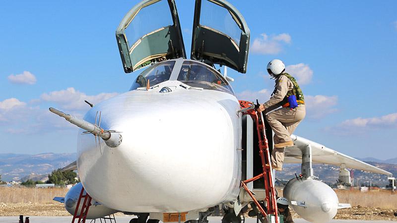 США попросили Россию вернуться к сотрудничеству в сирийском небе