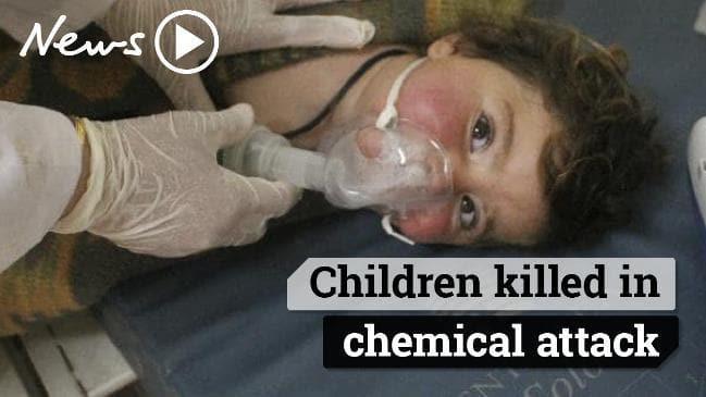 Отчет WGSPM о фабрикации «химической атаки в Думе». Colonel Cassad