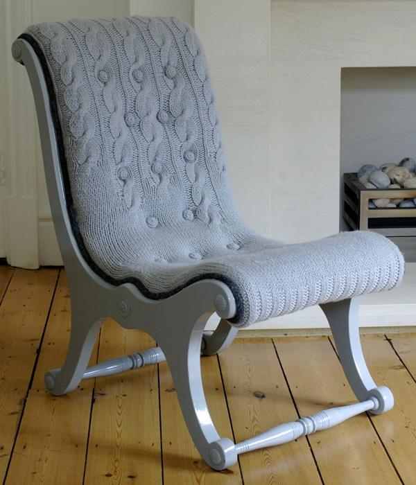 Вязаные кресла Melanie Porter