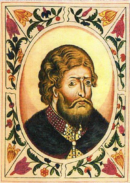Князь, при котором распалась Русь