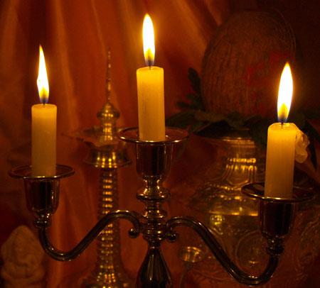 История изобретения свечи
