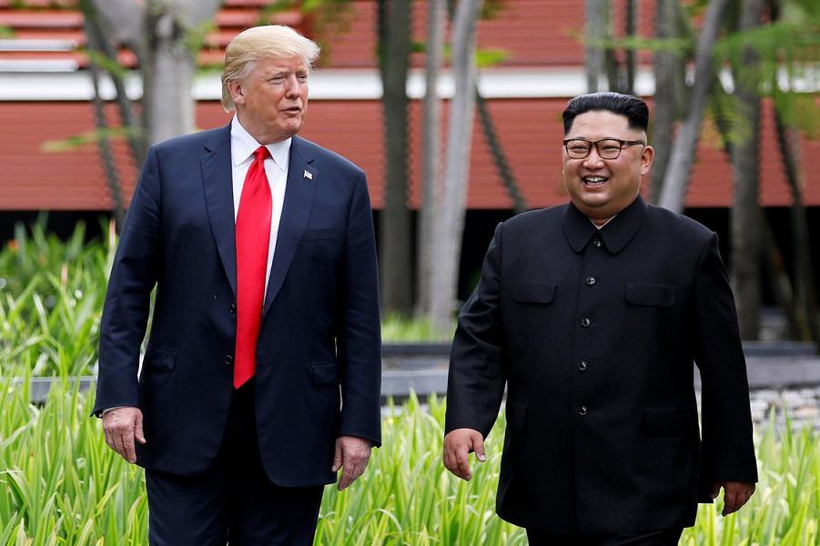 Трамп верит Ким Чен Ыну, но подозревает Китай