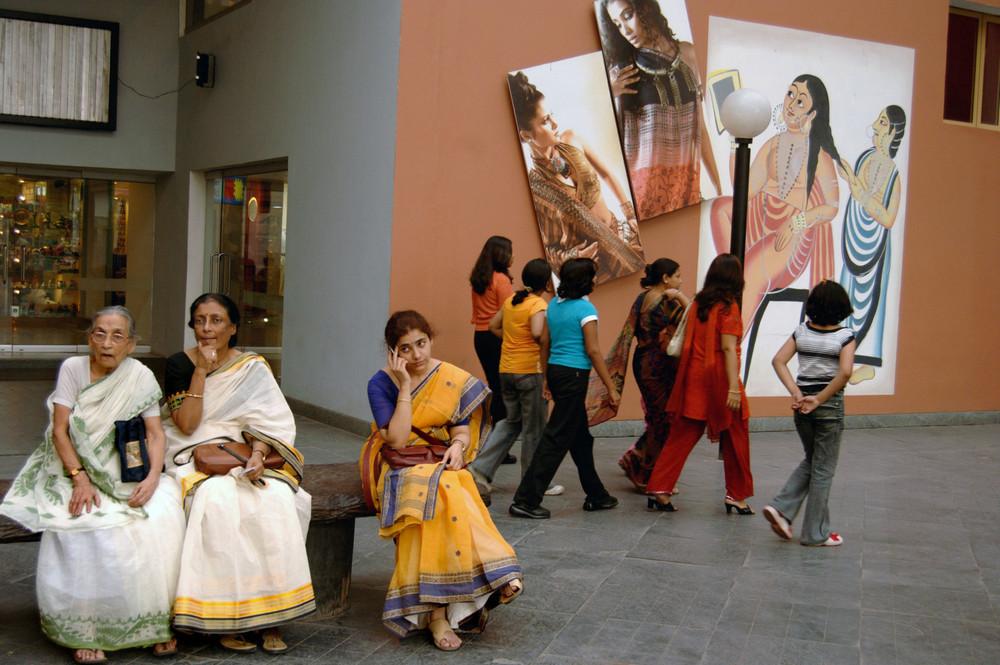 Изумляющая Индия в объективе легендарного Рагху Рая 42