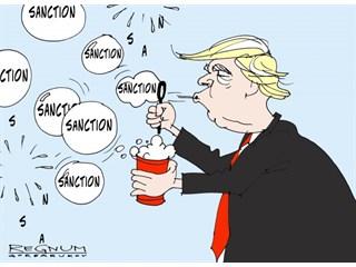 По кому США бьют «санкциями из ада»?