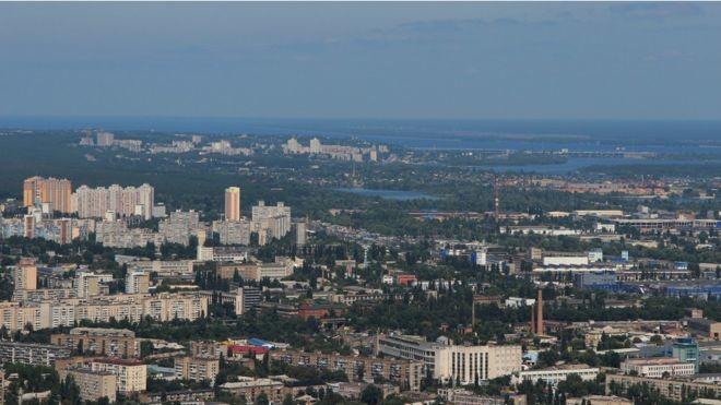13. На уровне 329 метров есть площадка интересно знать, история, киев, телевышка, факты