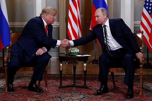 Трамп обдумывает предложение Путина ореферендуме вДонбассе: СМИ