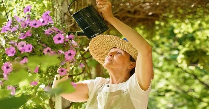 Вот как сделать подвесные горшки для растений