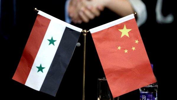 Китай хочет владеть Сирией после войны