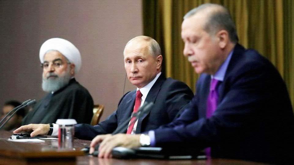 Результат встречи Путина, Эр…