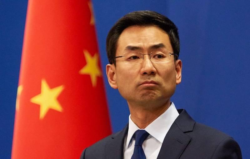 Китай отреагировал на выход США из ракетного договора