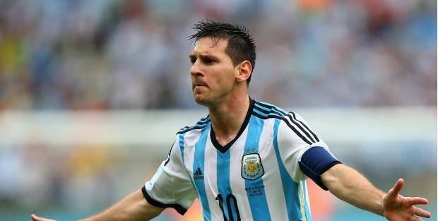 Дубль Месси принес Аргентине первое место в группе на ЧМ-2014