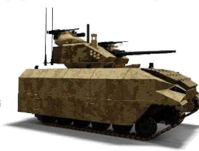 Очередная американская программа создания перспективной боевой машины пехоты