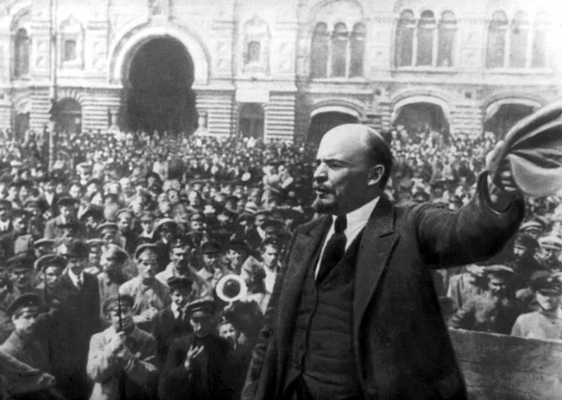 Сергей Черняховский: Ленин победил, потому что чувствовал, чего хотят миллионы
