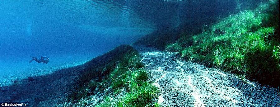 XOokMgv Призрачный парк Зеленого озера