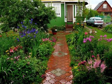Садовый участок или дача своими руками
