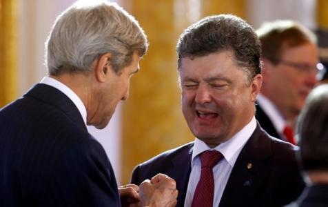 У Порошенко остался один патрон