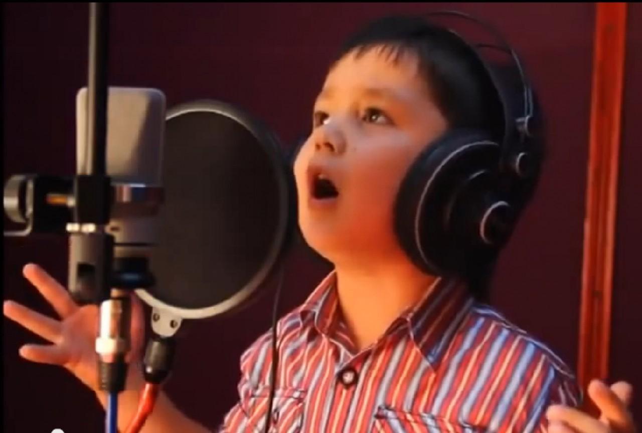 4 летний мальчик Самаркандец…