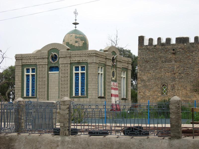 9. Церковь Марии Сионской (Аксум, Эфиопия) вокруг света, интересное, факты