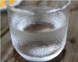 Очищение организма талой водой