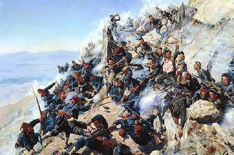 140 лет назад, 19 июля 1877 г., началась оборона Шипки