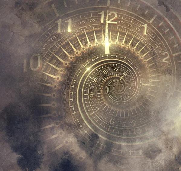 """Это древнее слово """"время"""""""