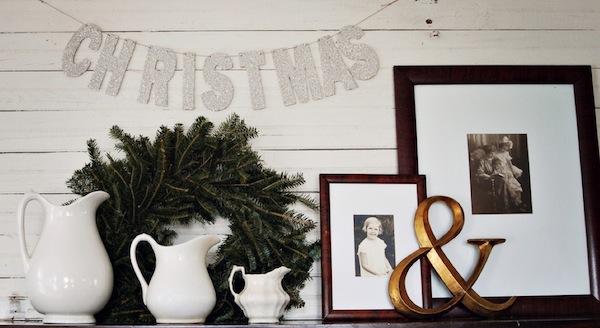 Праздничный рождественский интерьер для дома - Фото 4