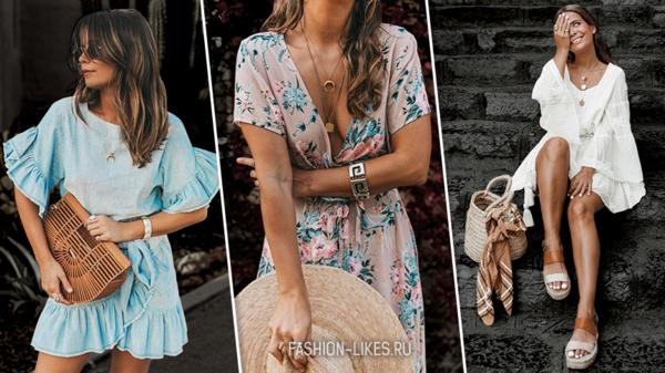 Это самые удобные и стильные платья для жарких дней