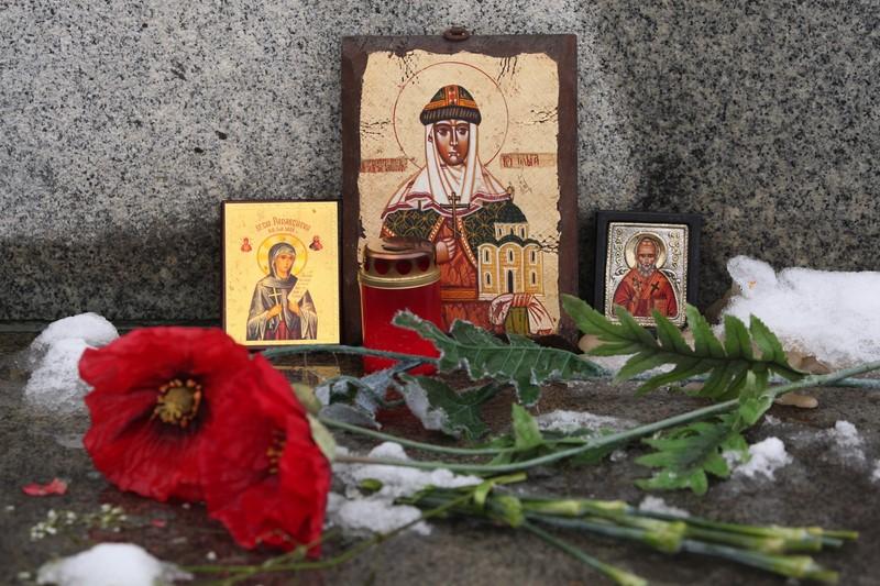 иконы всех святых